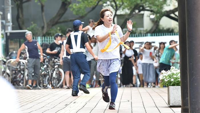 水 卜 麻美 24 時間 マラソン 総合司会・水卜アナ フルマラソン42・195キロ完走