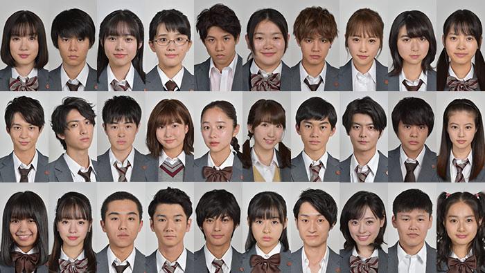 「3年A組」全生徒を一挙紹介!菅田将暉演じる教師によって卒業式10日前に人質に|3年A組 \u2015今から皆さんは、人質です\u2015|日本テレビ