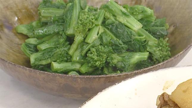 和え 菜の花 辛子 【レシピ】春は菜の花を食べよう 菜の花の辛子和え