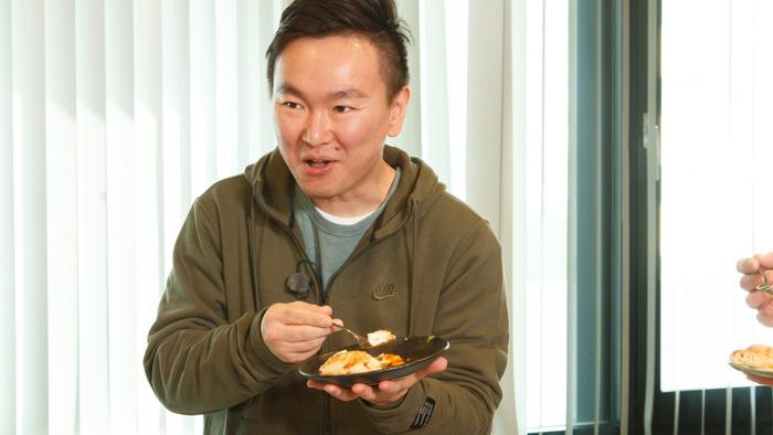 レストラン はんぺん 青空 手取りはんぺん(日本橋神茂)が『青空レストラン』で紹介
