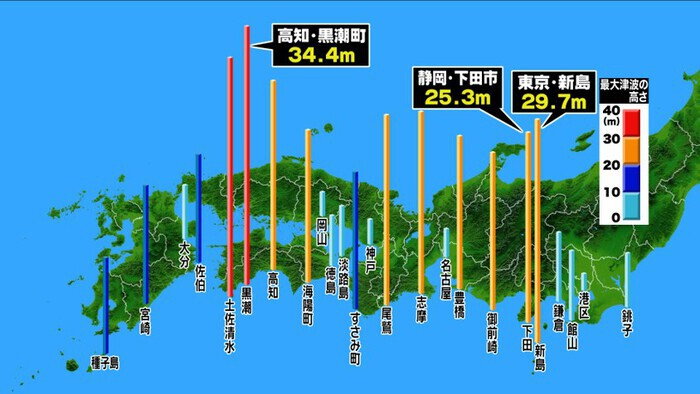 南海 トラフ
