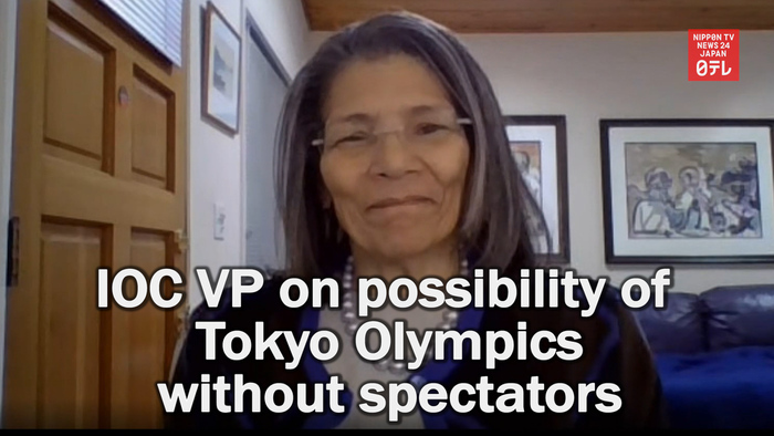 IOC VP touches on possibility of Tokyo Olympics without spectators