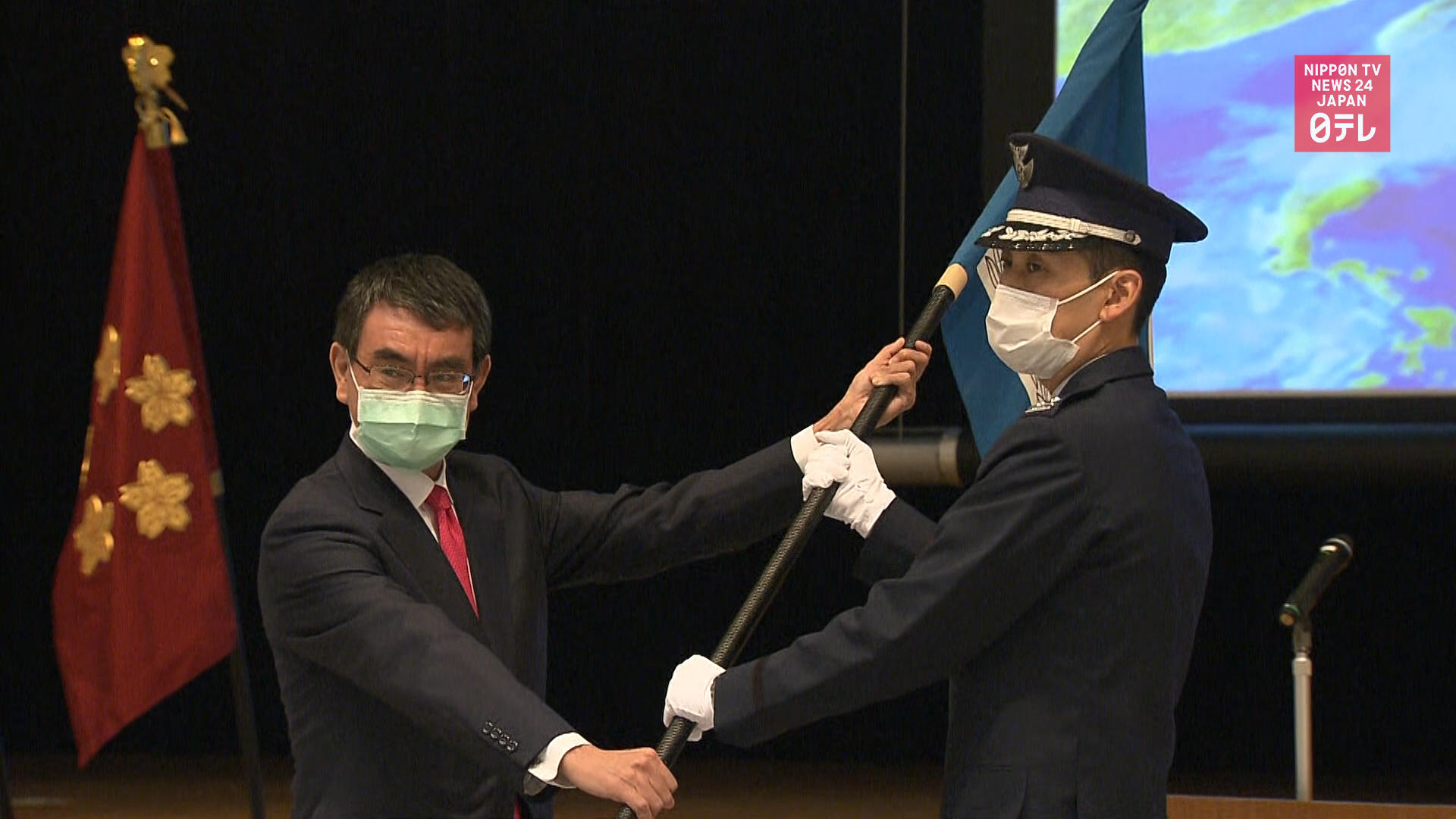 Japan launches space operations unit in SDF