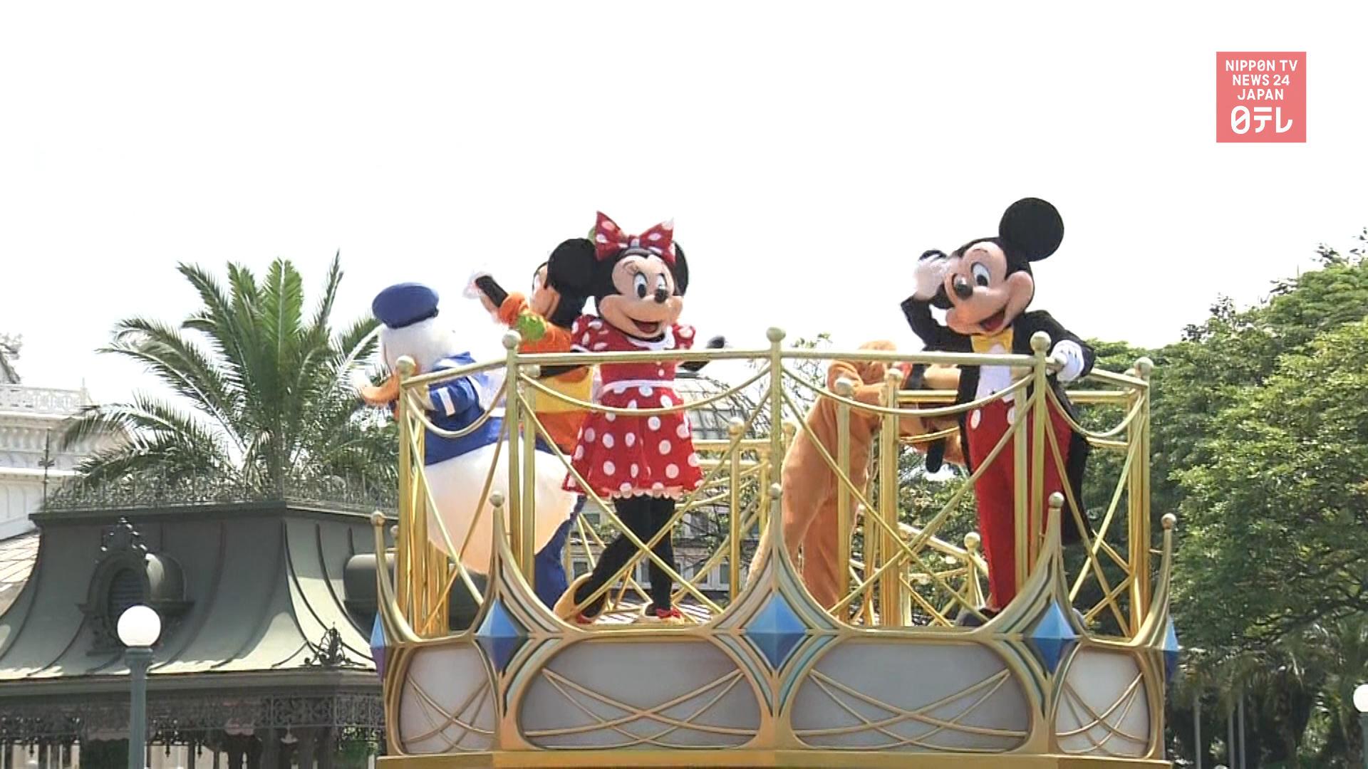 Tokyo Disneyland and DisneySea reopen