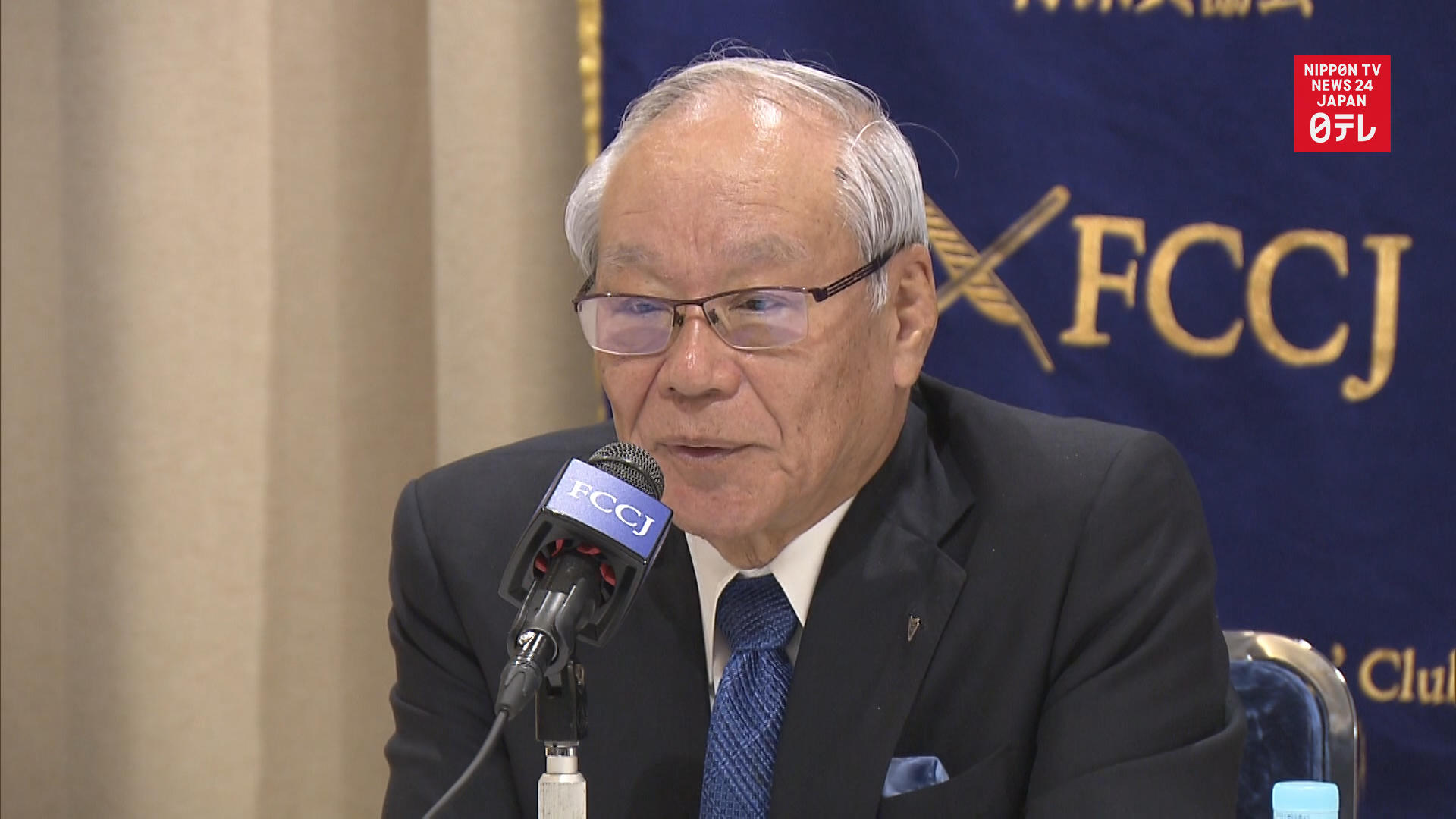 Japan Medical Association chief says state of emergency will be difficult to lift as scheduled