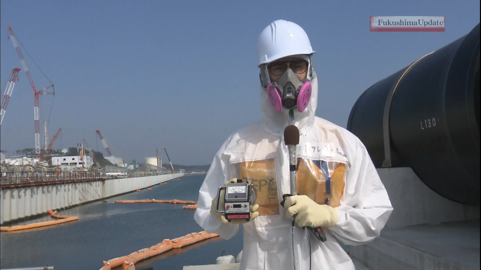 Fukushima Update #77:<br>Fighting water with a wall