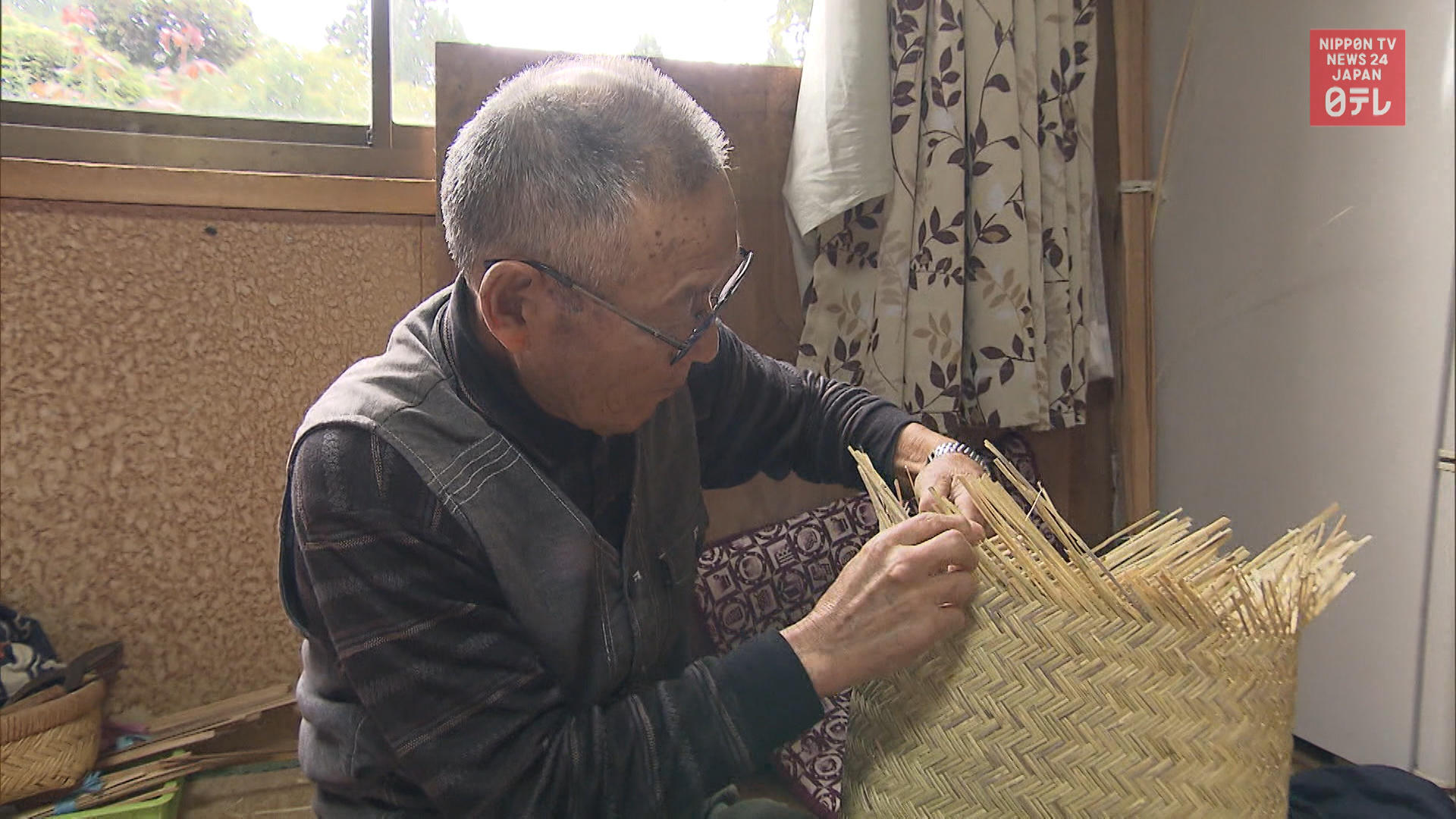 Flowering bamboo threatens local craft making