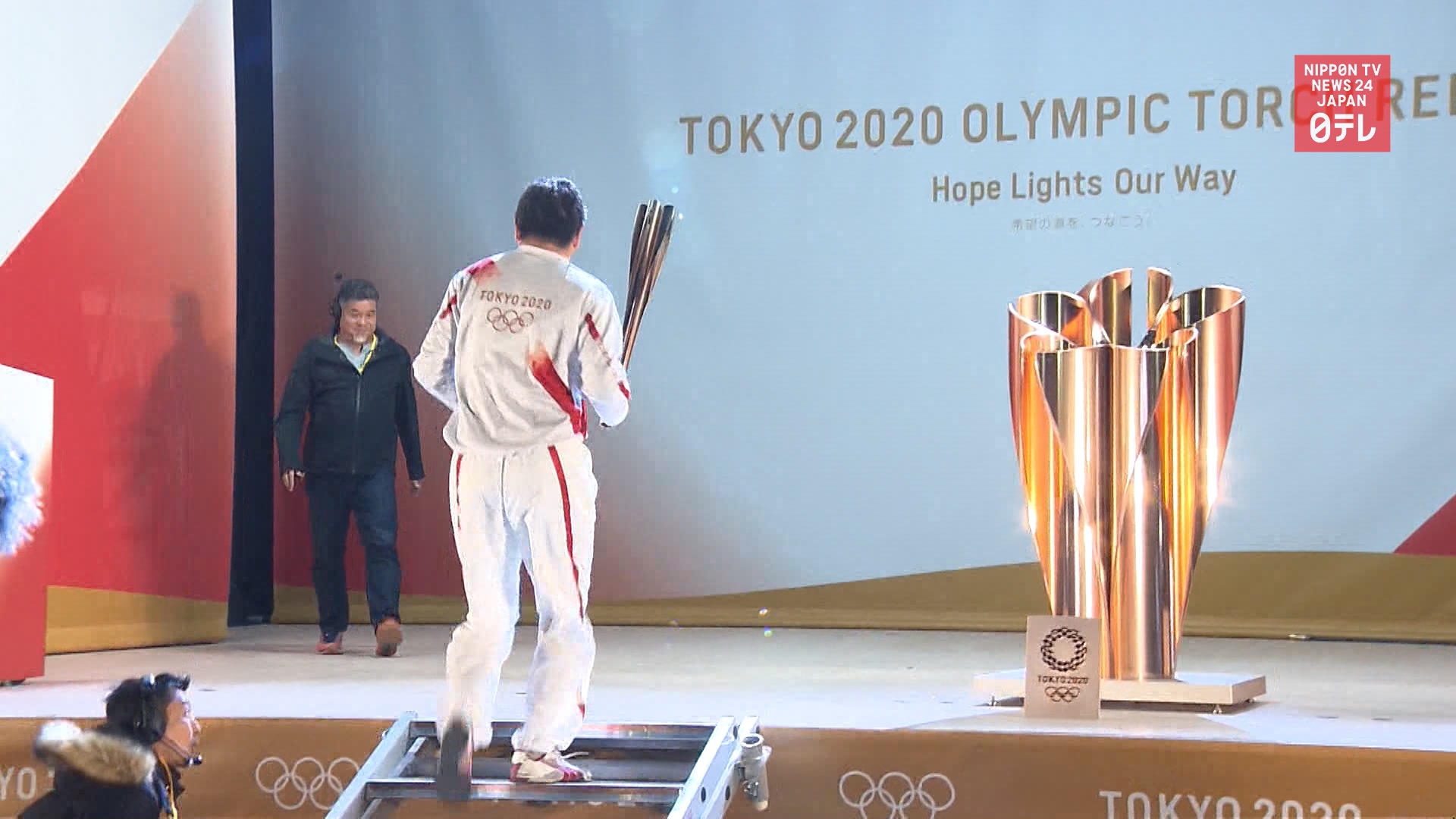 Coronavirus prompts scaling back Olympic torch relay events
