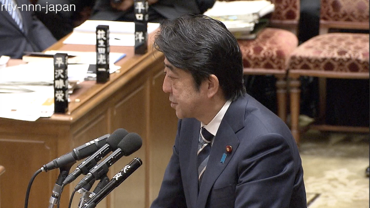Abe won't debate WWII statement