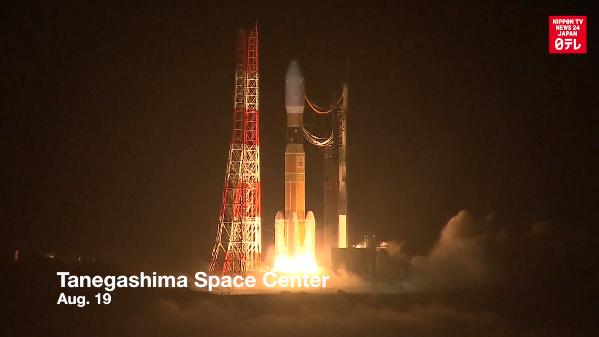 Konotori blasts off to ISS