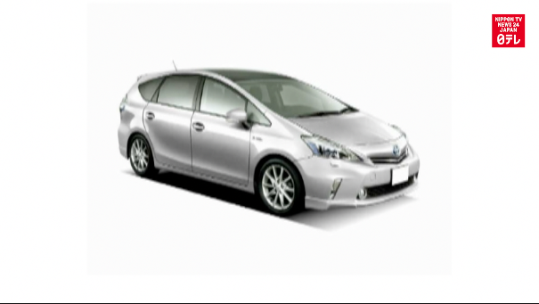 Toyota recalls 1.55m cars in Japan