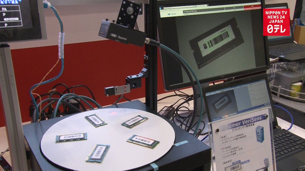 Sensors and scanners moving IoT forward