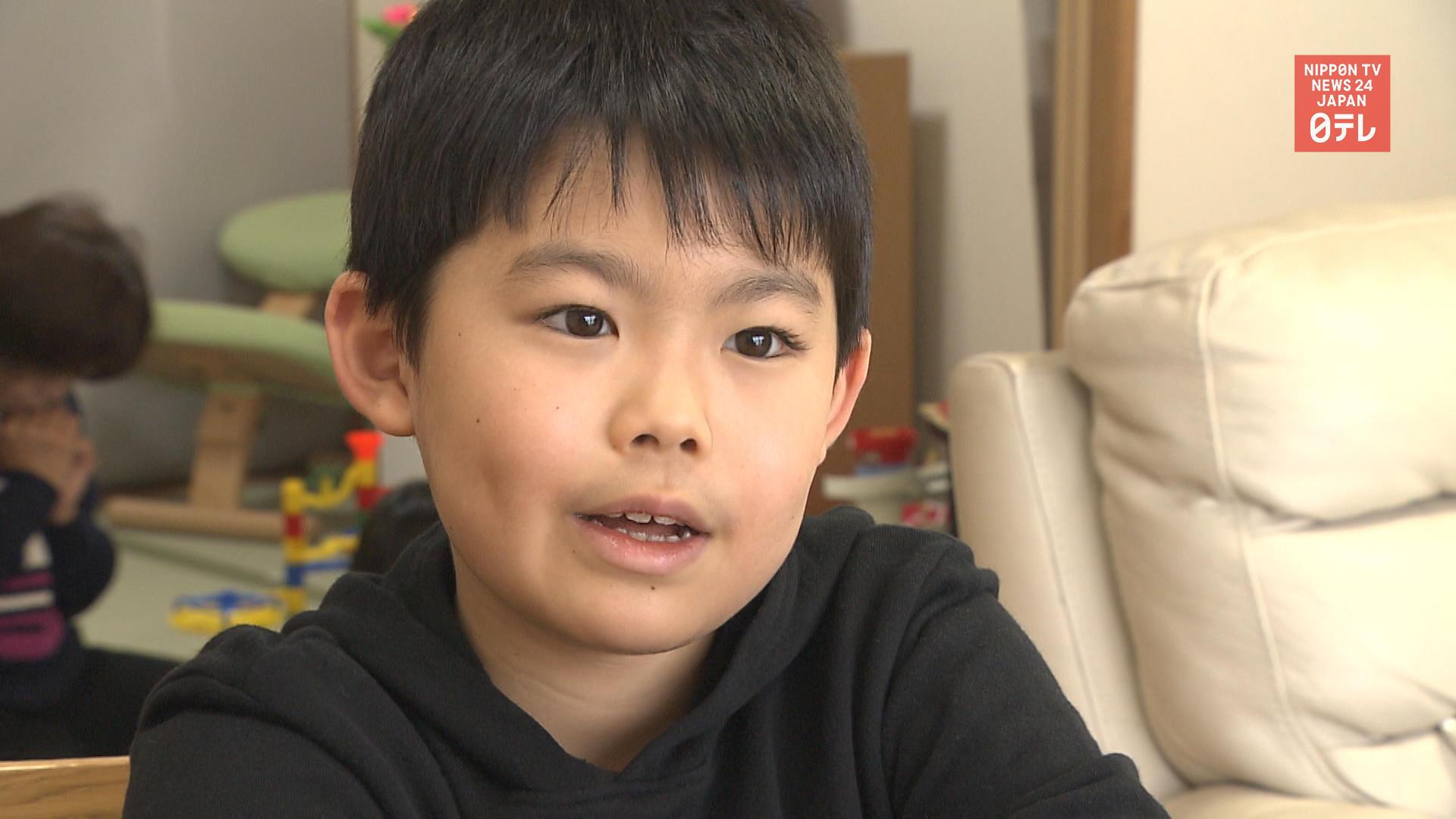 9-year-old math whiz passes top level exam