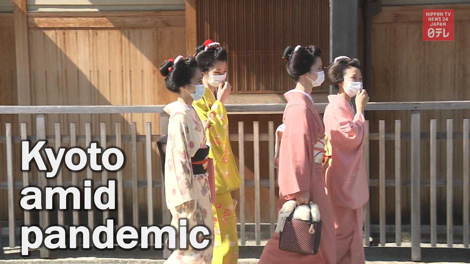 Kyoto thrives amid pandemic