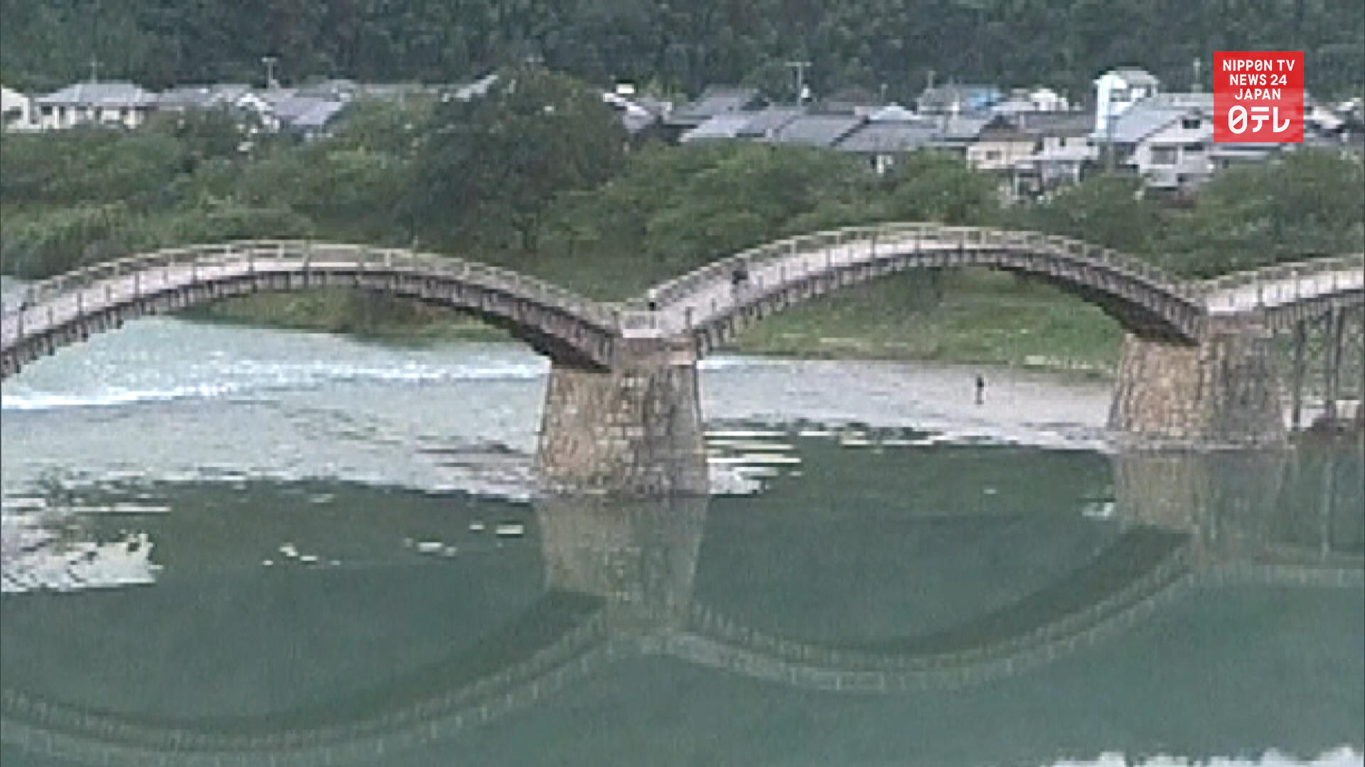Man arrested for riding motorbike on Japan's scenic bridge