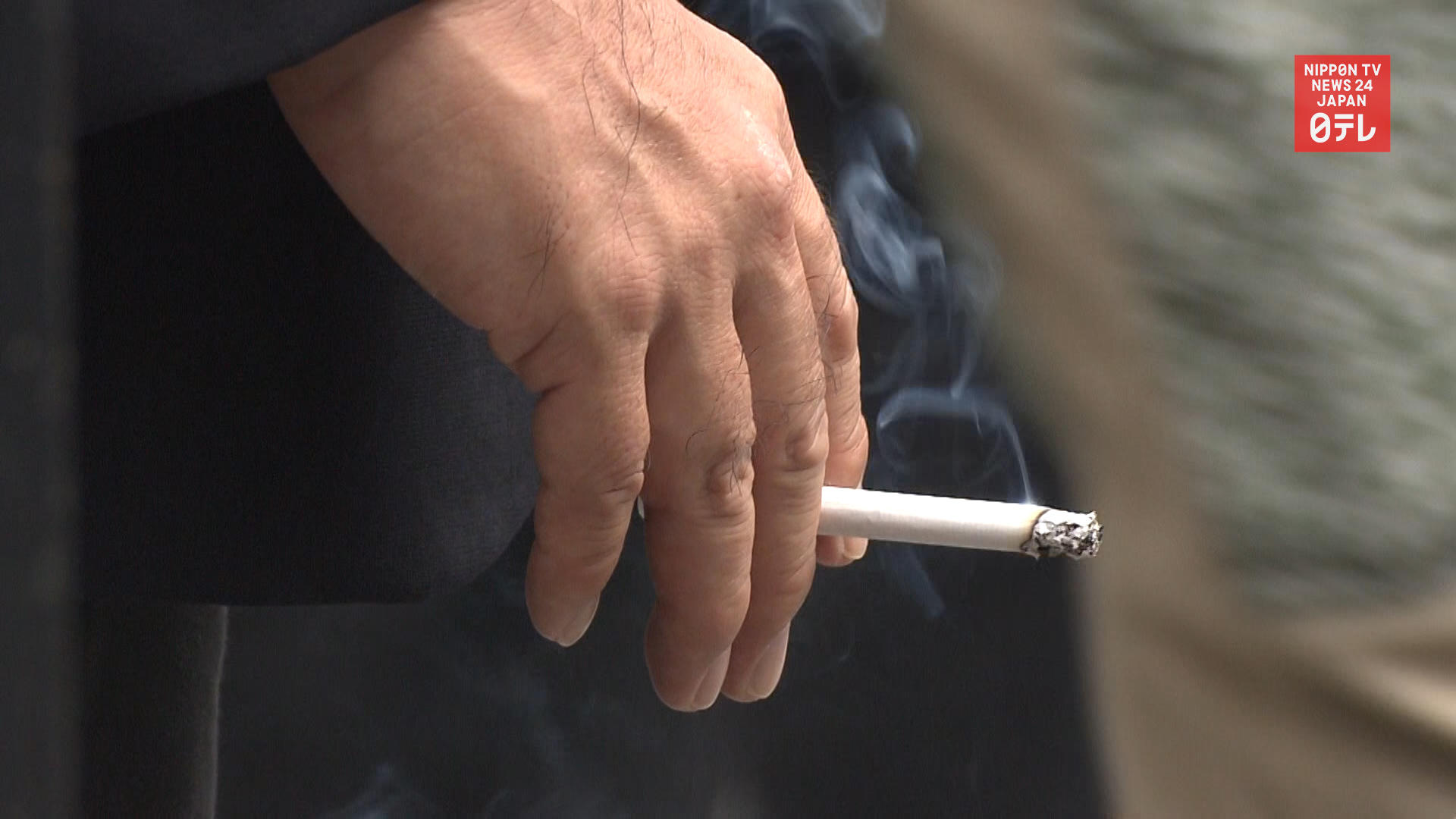 Japan says no to smoking indoors