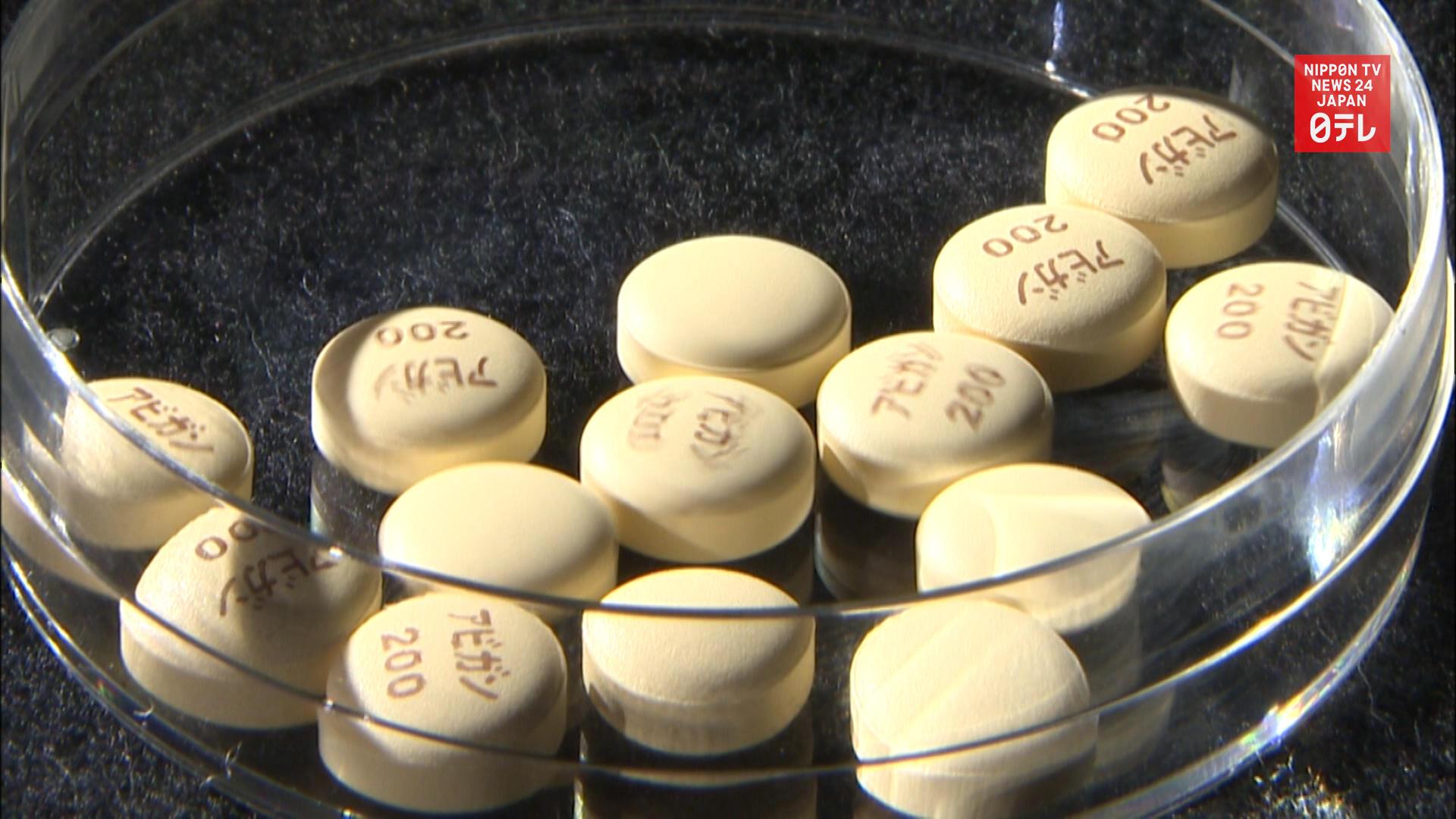 Anti-flu drug Avigan fails to show efficacy against coronavirus infections