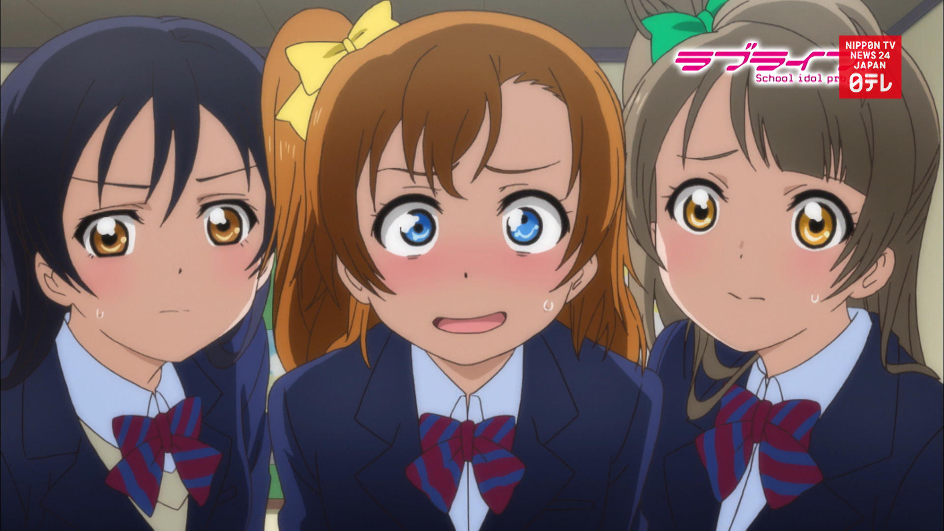 Anime's sacred sites: Love Live!