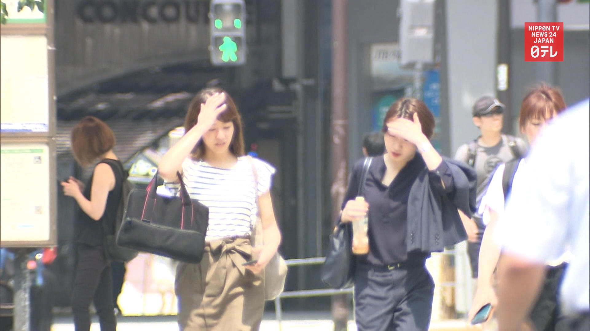 Japan set to record highest yearly average temperature due to global warming