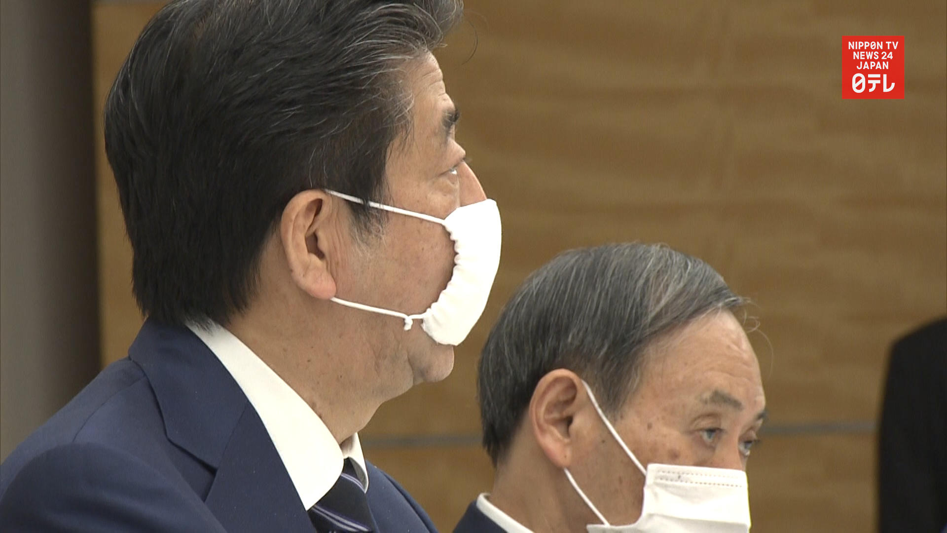Japan to deliver 2 masks each to 50 million households nationwide