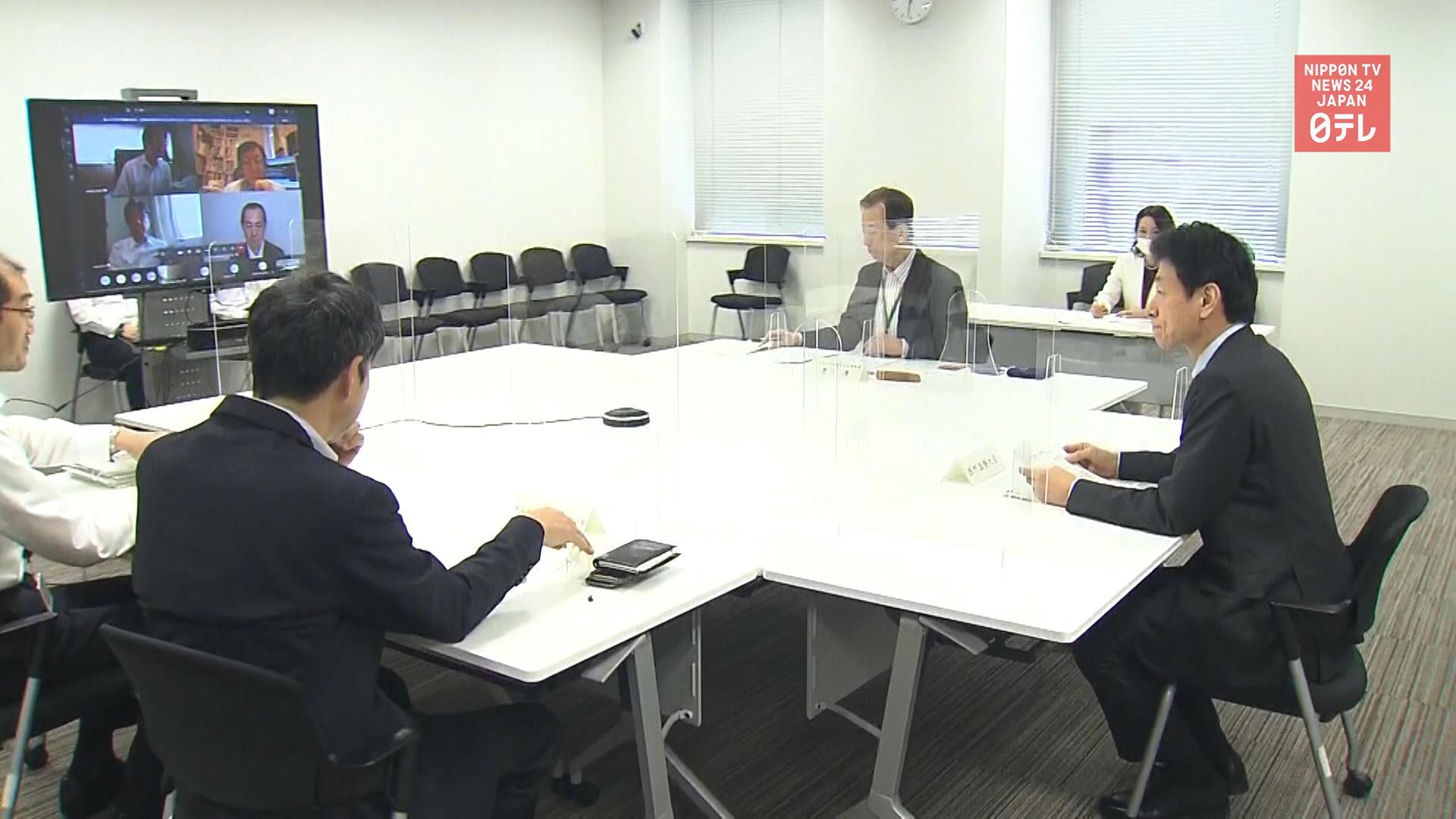 Japan looks to AI for coronavirus countermeasures