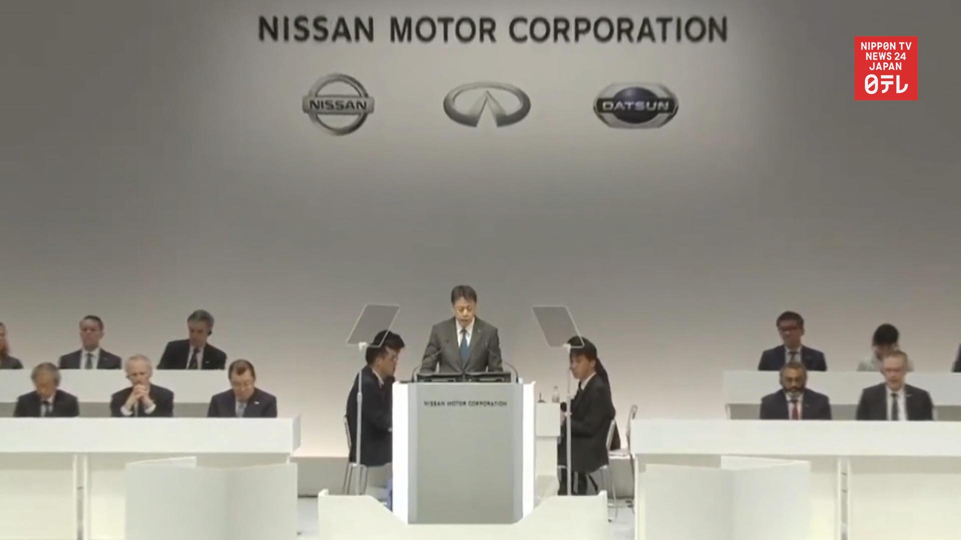 New CEO ready to turn around Nissan