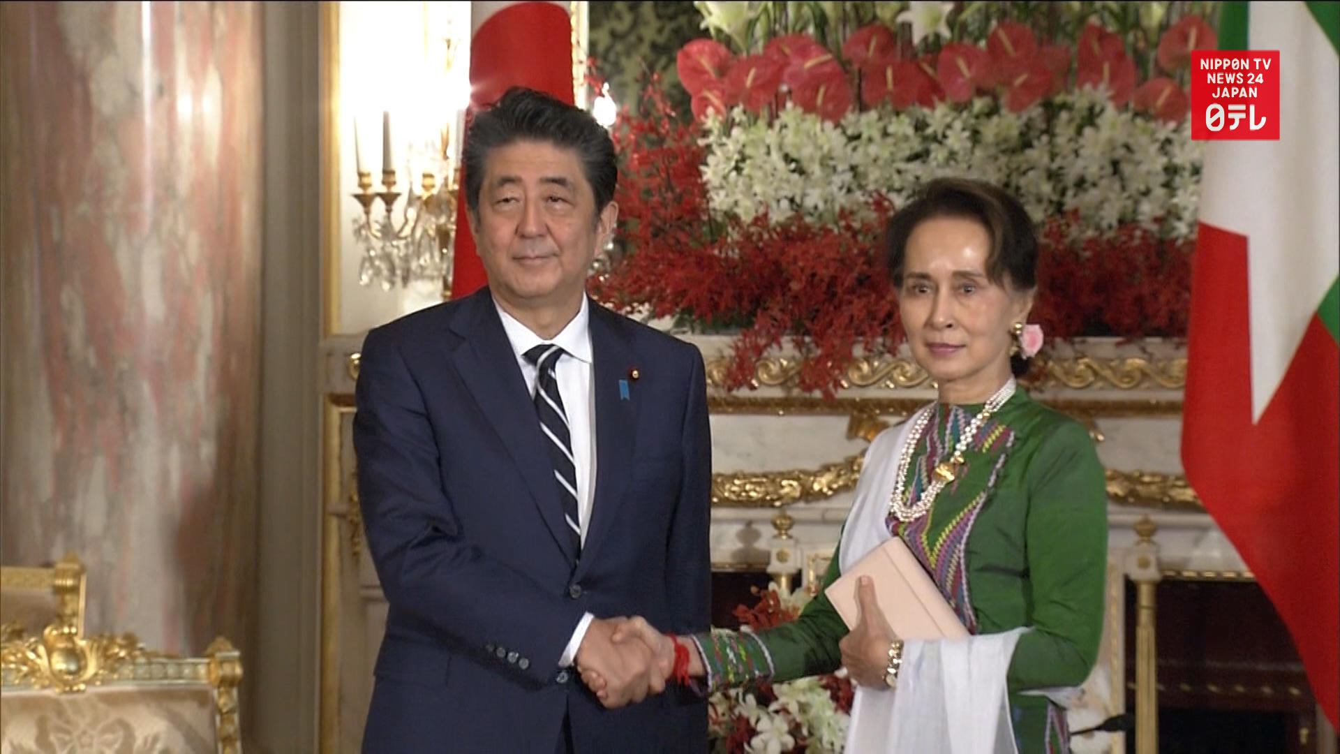 PM Abe's marathon run of enthronement diplomacy