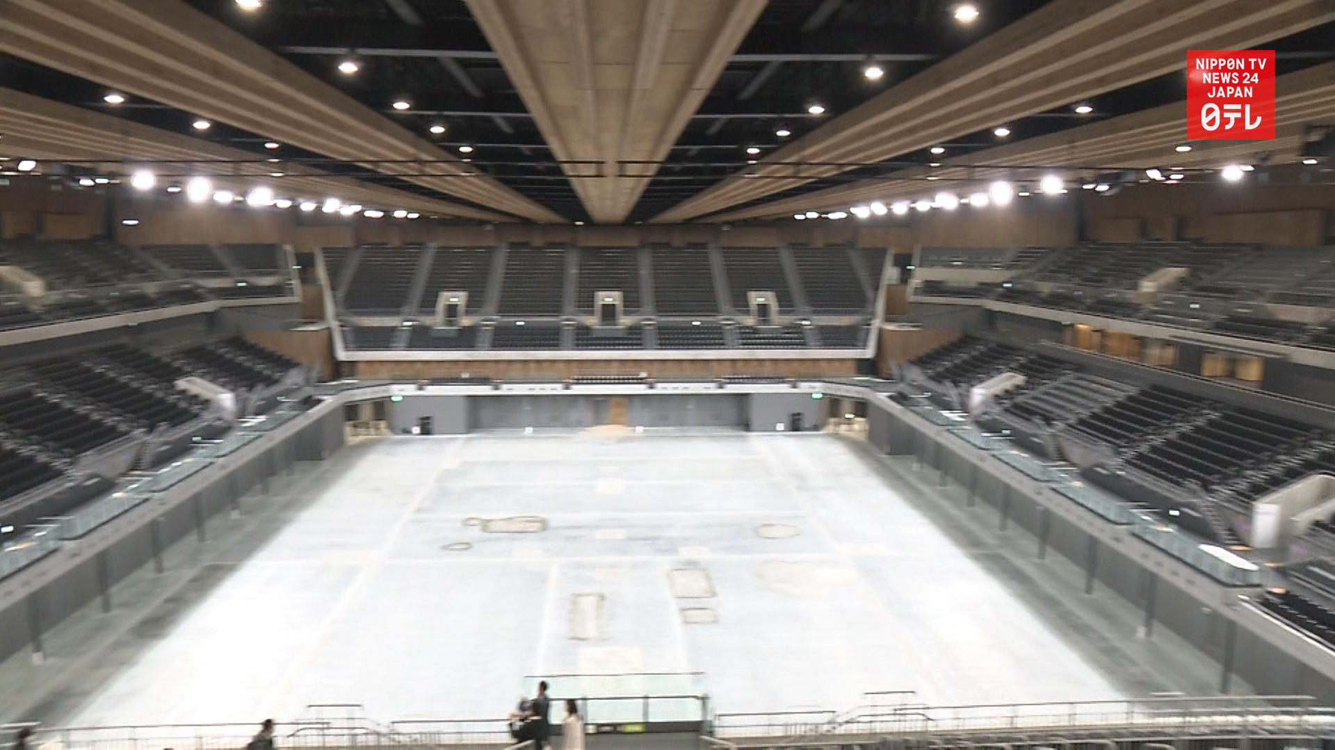 Tokyo 2020 volleyball and wheelchair basketball venue completed