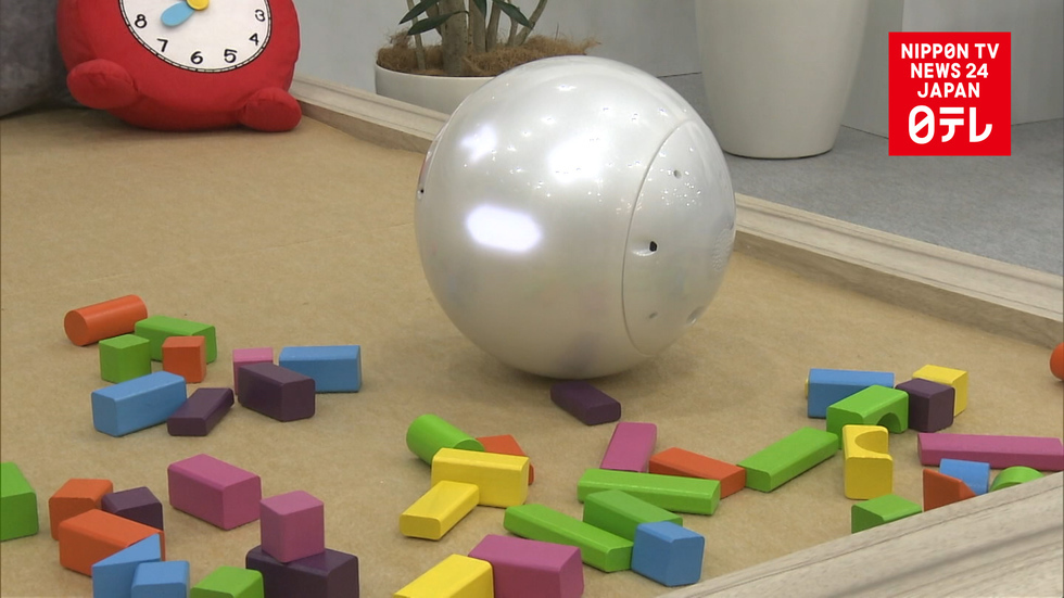 Rolling robots and more at CEATEC preview