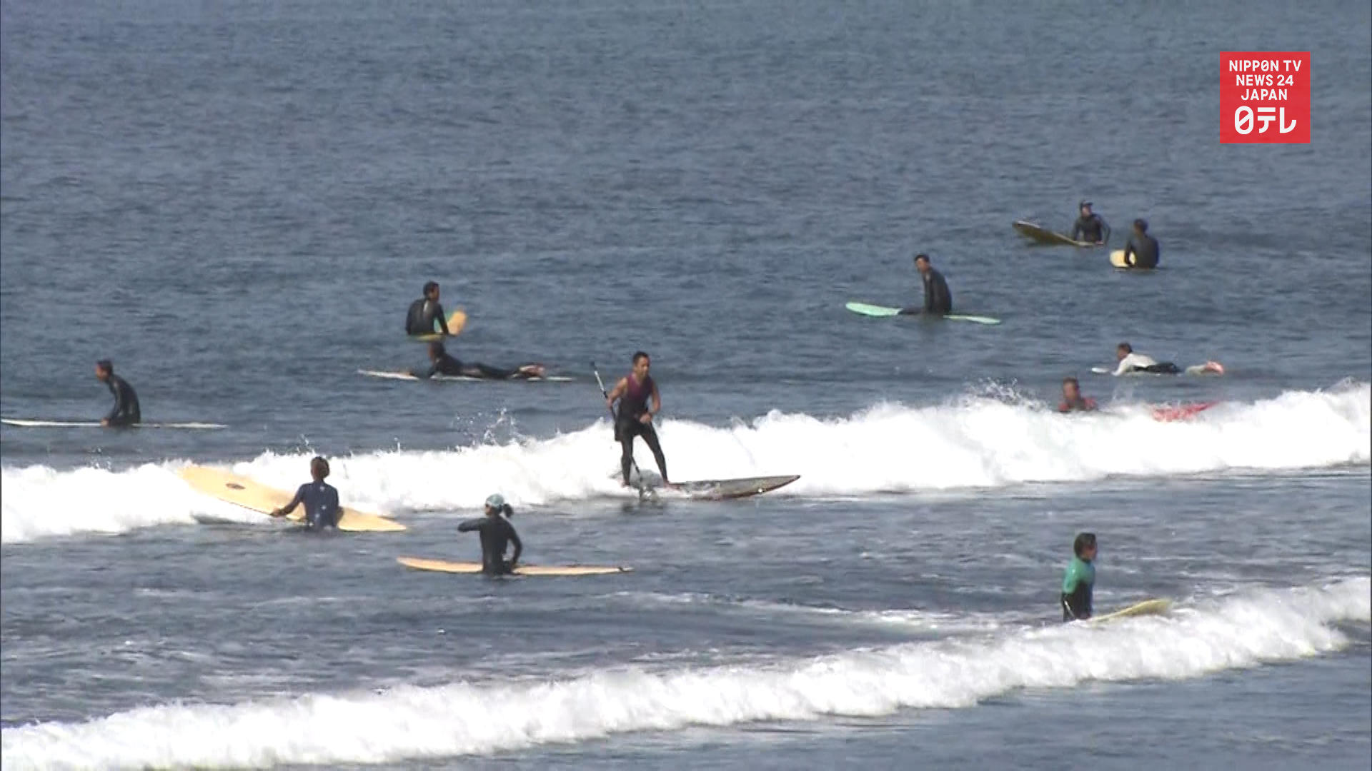 Kanagawa Prefecture shuns tourists