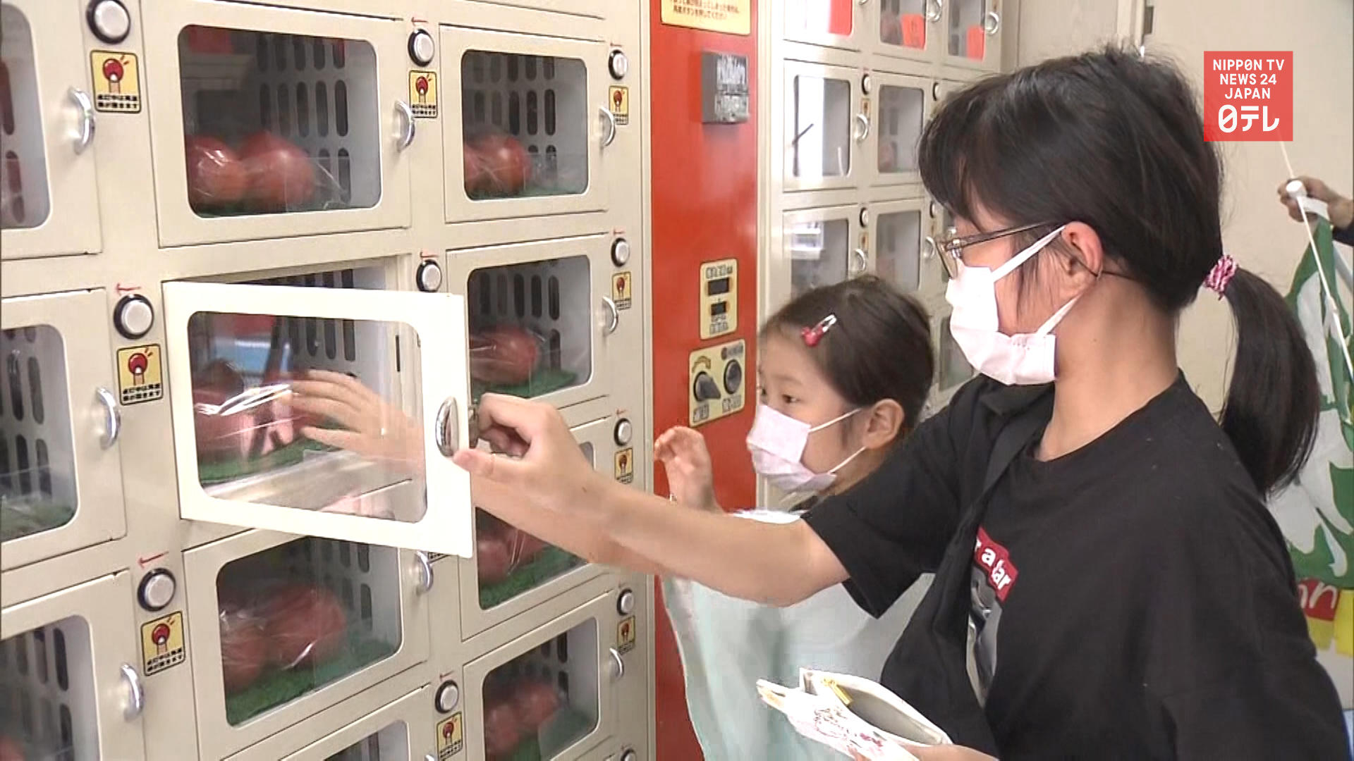 Buying produce directly from farmers gaining popularity in Tokyo amid virus