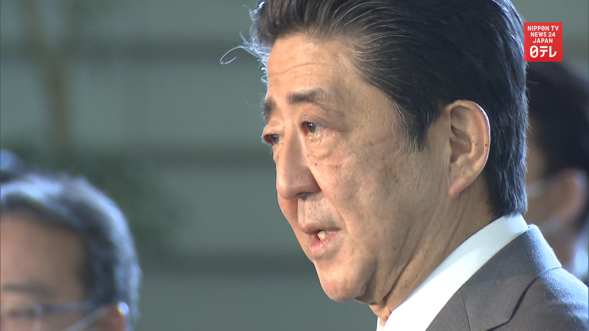 Abe calls on public to cooperate on pandemic