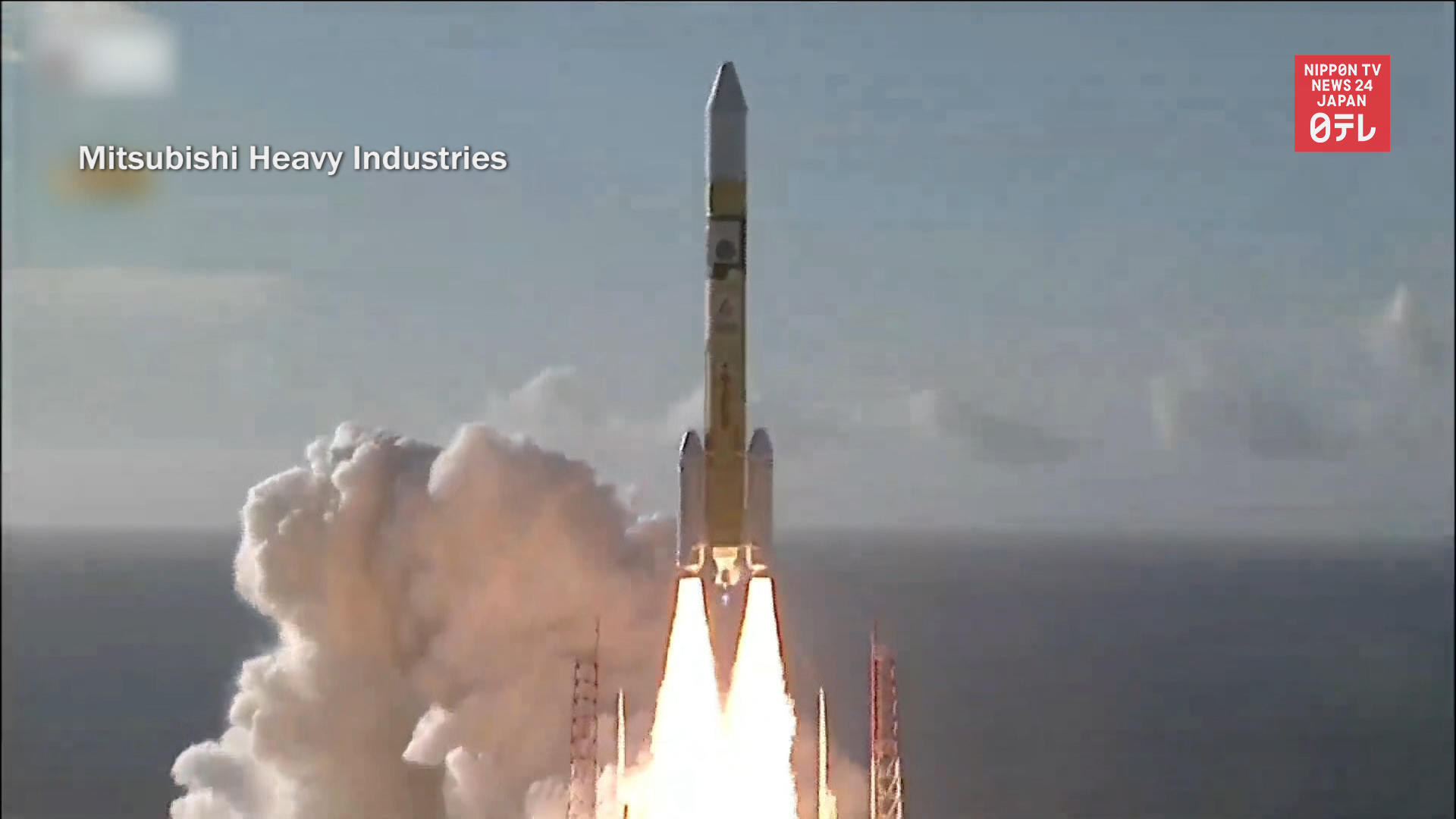Japan launches H-2A rocket carrying UAE's Mars explorer