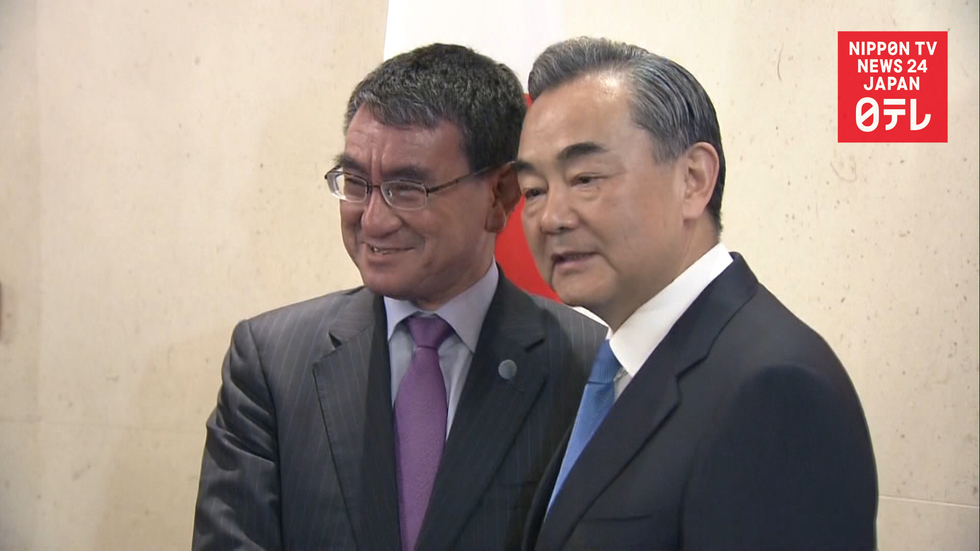 Japan-China reconfirm cooperation on North Korea