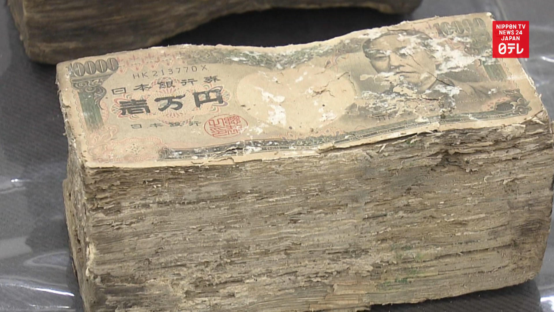 $1 mil. damaged bank note donation checks out