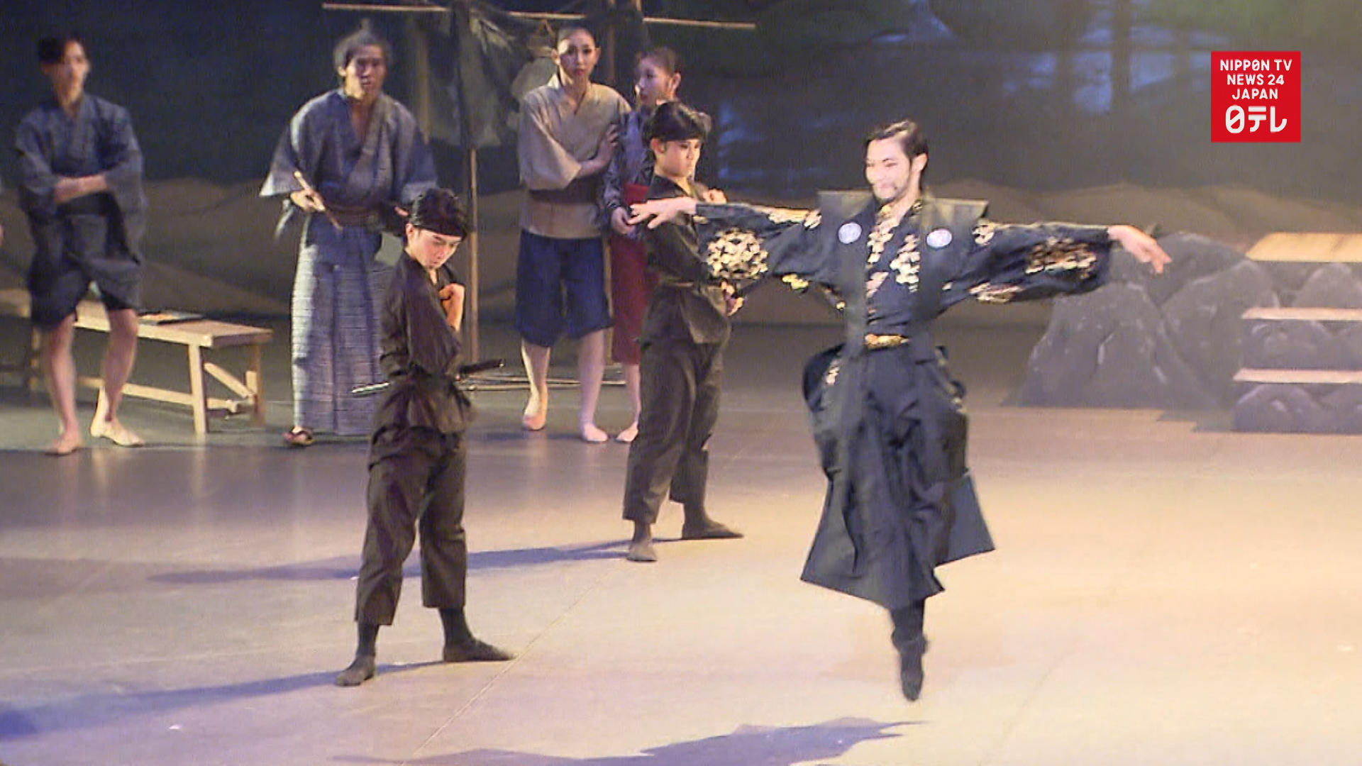Revisiting Japan themed ballet