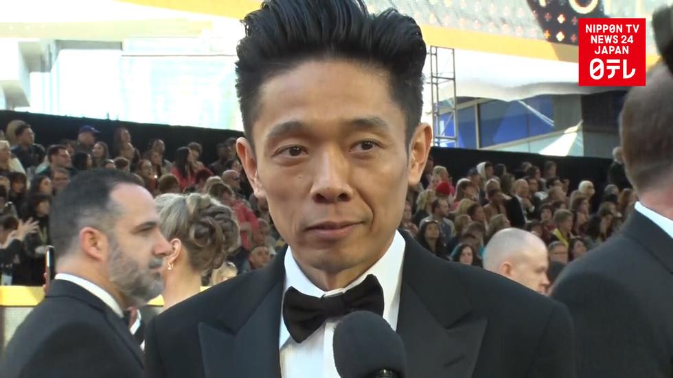 Japanese makeup artist lands Oscar