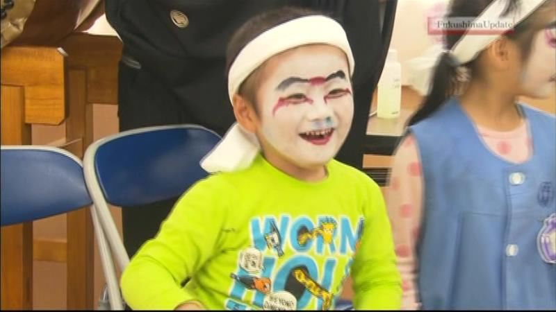 Fukushima Update #44: Behind the Smiles of Children