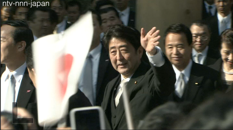 2015 the year for pay hikes: Abe