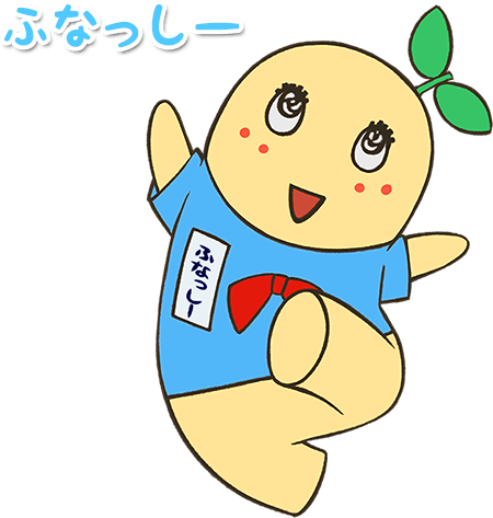 キャラクター|ふなっしーのふなふなふな日和|日本テレビ