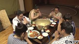 相撲部屋で起きたフグ中毒事件|ザ!世界仰天ニュース|日本テレビ
