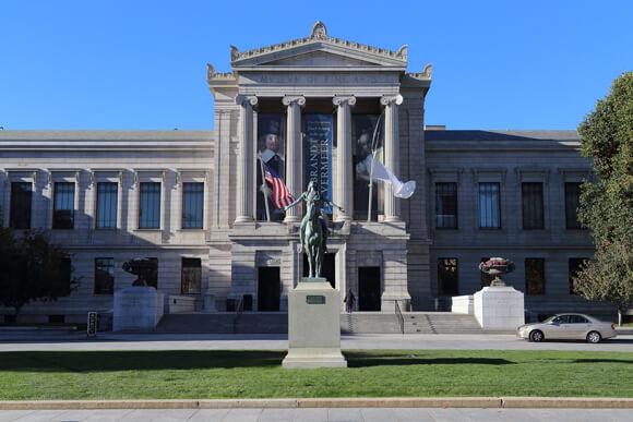 美術館 ボストン