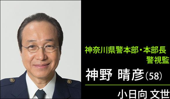 神野晴彦(58)