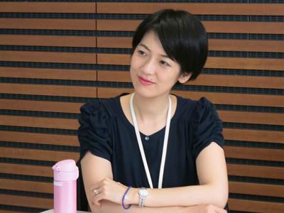 森冨美 : 阪大生のイメージは「...