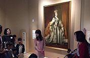 ママモコモ 親子スペシャル観覧企画「大エルミタージュ美術館展 オールドマスター 西洋絵画の巨匠たち」