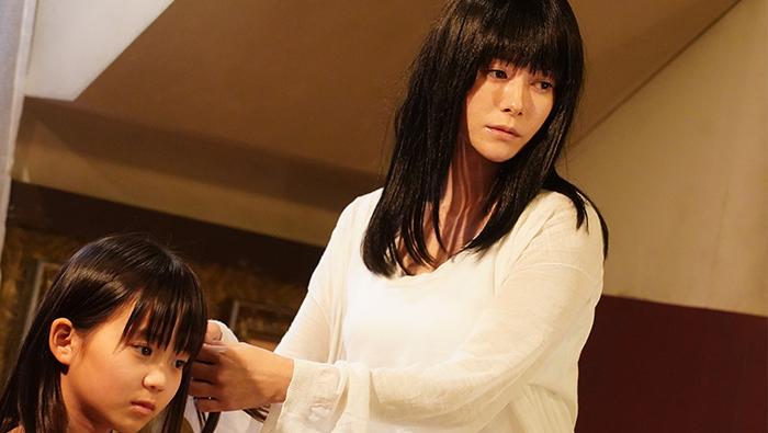 「未満警察 ミッドナイトランナー」第1話、茉莉奈役の大島美優ちゃん
