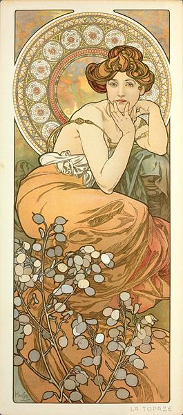 1 for Arredamento art nouveau