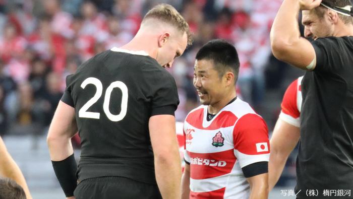 ラグビー日本代表を知ろう!⑤ 状況判断が光る日本のパイオニア