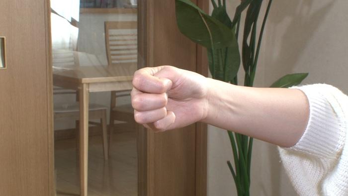 付け根 親指 痙攣 の