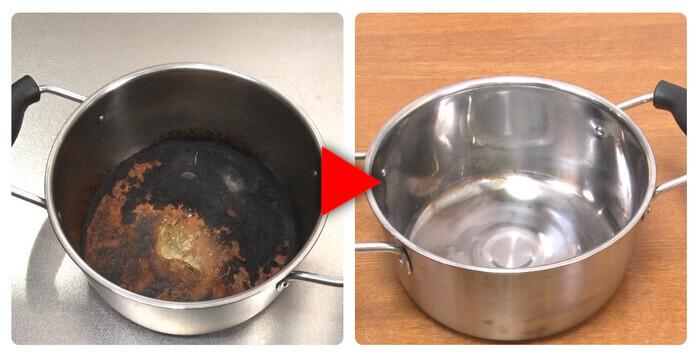 焦げ 落とし 鍋